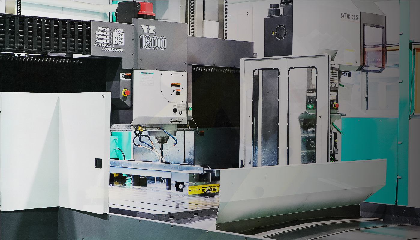 Able to fabricate a wide range of products, from large parts to precision components